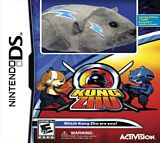 Kung Zhu Limited Edition with Hamster NDS