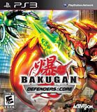 Bakugan Battle Brawlers: Defenders of the Core PS3