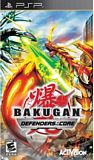 Bakugan Defenders of the Core EURO STOCK PSP