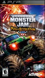 Monster Jam 3: Path of Destruction PSP