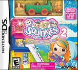 Squinkies 2 (with toy) NDS