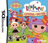Lalaloopsy Carnival of Friends NDS