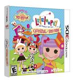 Lalaloopsy Carnival of Friends 3DS