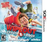 Wipeout: Create & Crash 3DS
