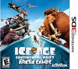 Ice Age: Continental Drift 3DS