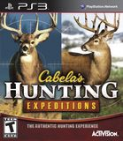 Cabela's Hunting Expeditions PS3