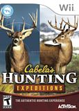 Cabela's Hunting Expeditions WII