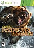 Cabela's Dangerous Hunts 2013 Xbox 360