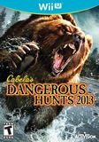 Cabela's Dangerous Hunts 2013 Wii-U
