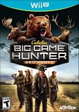 Cabelas: Big Game Hunter Pro Hunts Wii-U