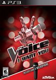 The Voice w/Microphone PS3
