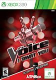 The Voice w/Microphone Xbox 360