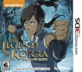 The Legend of Korra: A New Era Begins 3DS