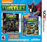 Teenage Mutant Ninja Turtles Master Splinter's Training Pack 3DS