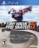 Tony Hawk Pro Skater 5 - Standard Edition PS4