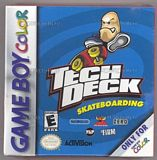 Tech Deck Skateboarding GBC