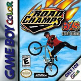 Road Champs Stunt Bike GBC