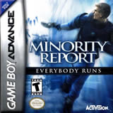Minority Report GBA