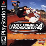 Tony Hawk's Pro Skater 4 PS