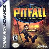 Pitfall: Lost Expedition GBA