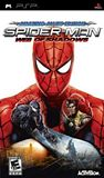 Spider-Man: Web of Shadows PSP