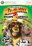 Madagascar 2: Escape 2 Africa Xbox 360