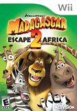 Madagascar 2: Escape 2 Africa WII