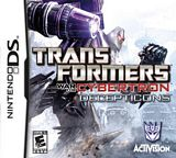 Transformers: War for Cybertron - Decepticons NDS