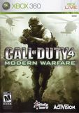 Call of Duty 4: Modern Warfare (Platinum Hits) Xbox 360