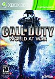 Call of Duty: World at War (Platinum Hits) Xbox 360