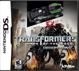 Transformers: Dark of the Moon Decepticons NDS