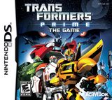Transformers Prime: The Game NDS
