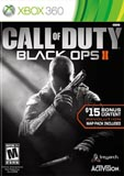 Call of Duty: Black Ops II w/Revolution Map (Game of the Year) Xbox 360