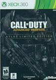 Call of Duty: Advanced Warfare Atlas Limited Edition Xbox 360