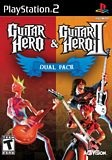 Guitar Hero 1 & 2 Software Only PS2
