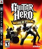 Guitar Hero: World Tour (Game Only) PS3
