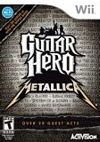 Guitar Hero Metallica (Game Only) WII