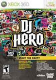 DJ Hero (Game Only) Xbox 360