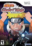 Naruto: Clash of Ninja Revolution WII