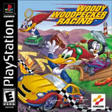 Woody Woodpecker Racing PS