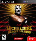 Lucha Libre AAA: Heroes of the Ring PS3