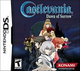Castlevania: Dawn of Sorrow (Konami's Best Ed.) NDS