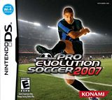 Winning Eleven: Pro Evolution Soccer 2007 NDS