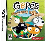 GoPets: Vacation Island NDS