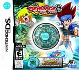 Beyblade: Metal Fusion - Collector's Edition NDS