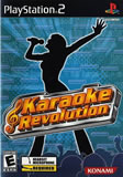 Karaoke Revolution Bundle PS2