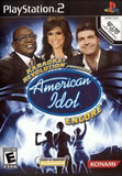 Karaoke Revolution Presents: American Idol Encore Bundle PS2