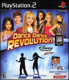 DDR: Disney Channel Bundle PS2