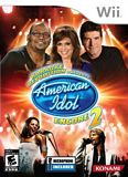 Karaoke Rev American Idol Encore 2 Bundle WII