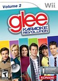Karaoke Revolution Glee: Volume 2 Bundle WII